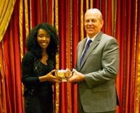 Larry H. Miller Youth Scholarship Presented at NAACP Luncheon
