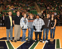 Utah Jazz Coaches and Trainers Support Local Boys & Girls Clubs
