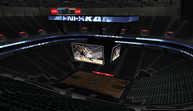 New HD Video Display and Audio Systems to Enhance Fan Experience at EnergySolutions Arena