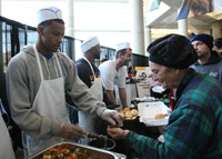 Utah Jazz Serves More Than 4,000 Meals During 15th Annual Thanksgiving Celebration