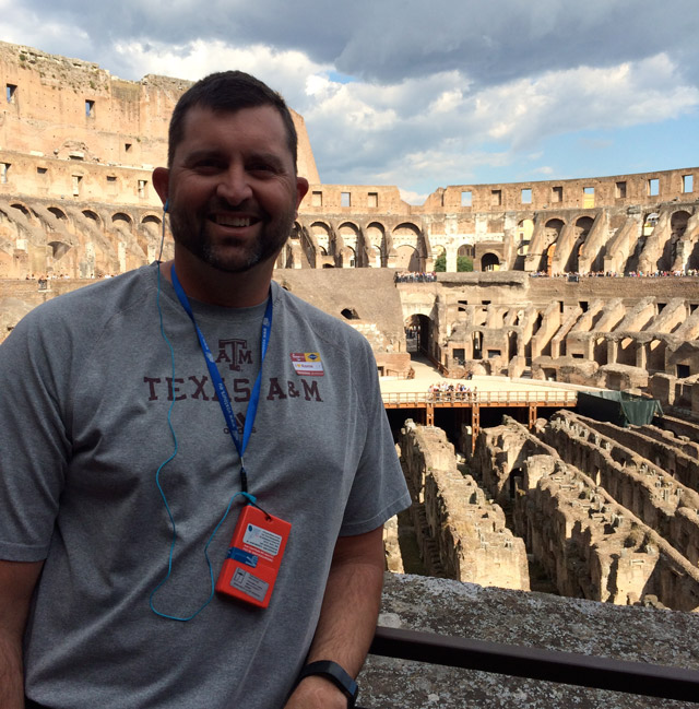 Basketball Without Borders in Rome