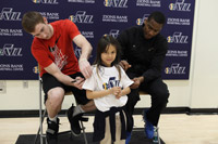 Jazz and Verizon to Host Clinic for Local Youth Led By Alec Burks and Gordon Hayward