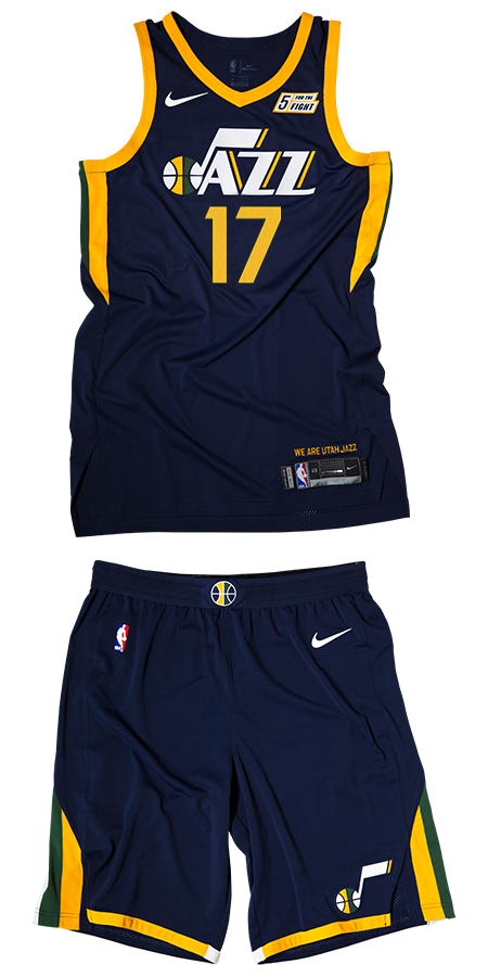 49bba9a09 2017 18 Utah Jazz Nike Uniform Collection