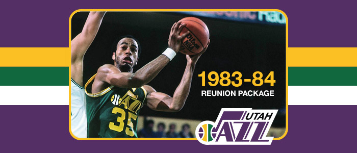 1983-84 Reunion Ticket Package