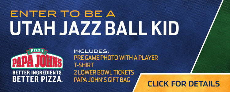Papa John's Ball Kids Contest