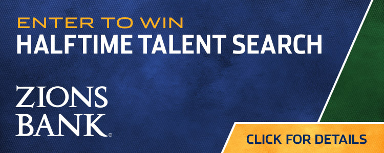 Utah Jazz and Zions Bank Halftime Talent Search