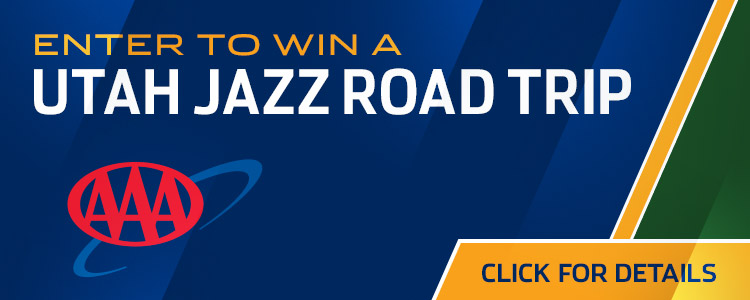 Win a Utah Jazz Road Trip