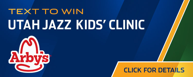 Utah Jazz Kids Clinic