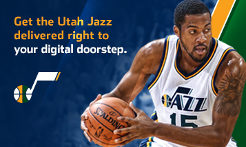 Utah Jazz Email Preferences