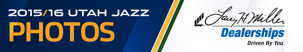 2015-16 Utah Jazz Photos