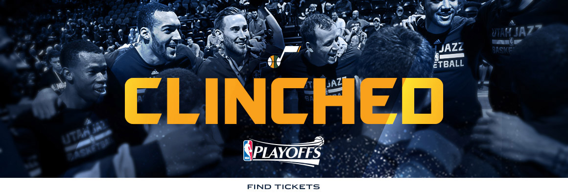 Utah Jazz Playoff Tickets