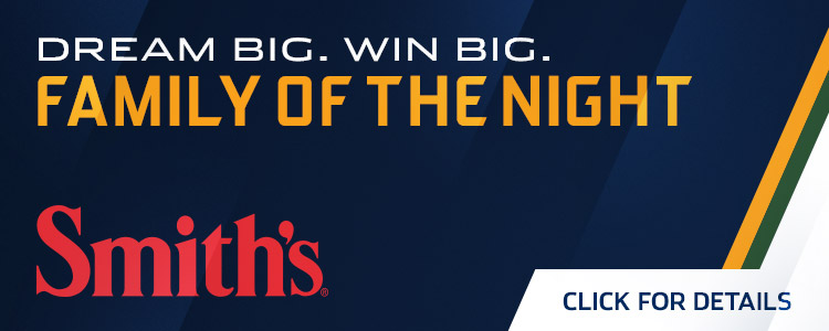 Enter to be a Smith's Family of the Night