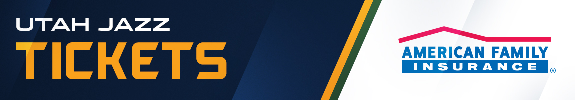 Utah Jazz Ticket Central Presented By American Family Insurance