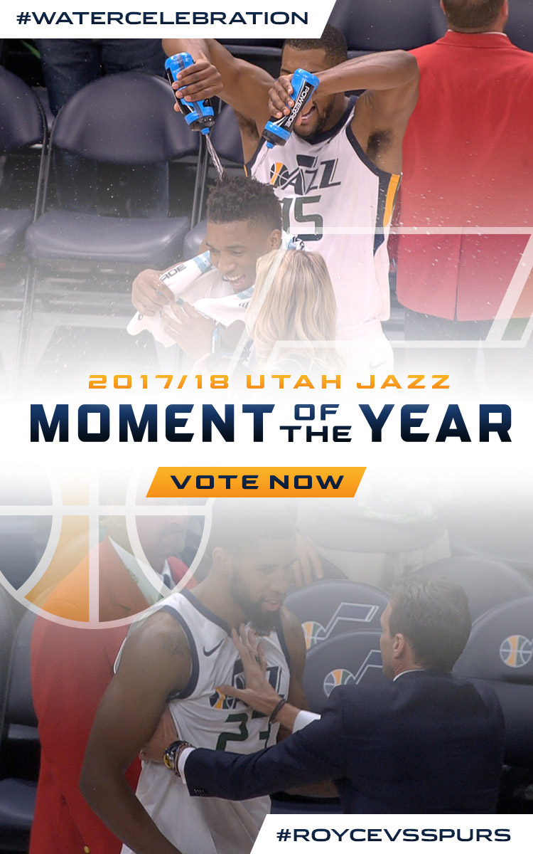 Vote for the Moment of the Year