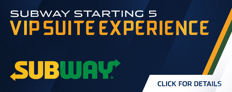 Subway Starting 5 VIP Suite Experience