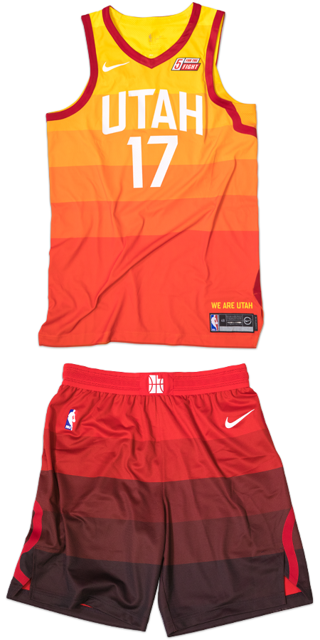 release date 2b5a1 7e45f 2017/18 Utah Jazz Nike Uniform Collection | Utah Jazz