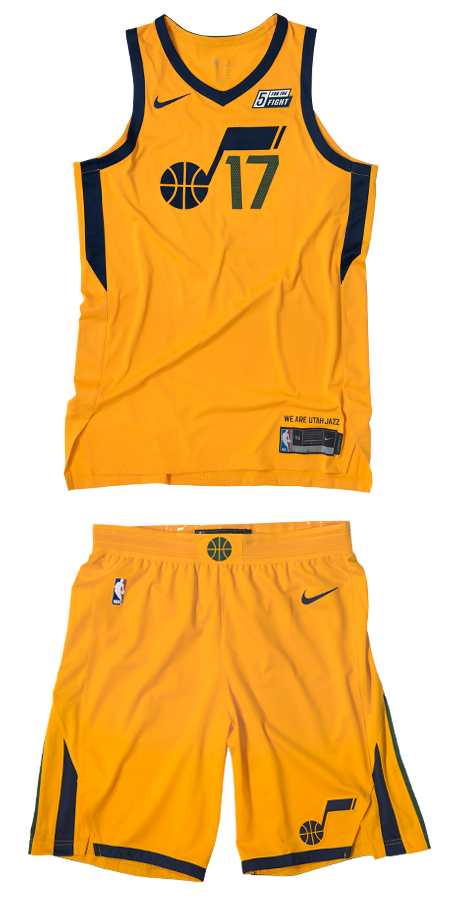 release date 86b13 ba581 2017/18 Utah Jazz Nike Uniform Collection | Utah Jazz