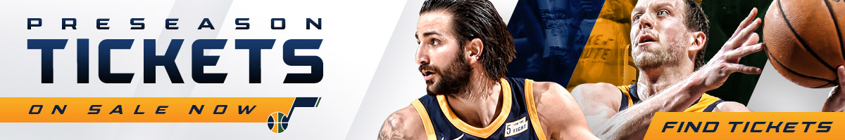 2018-19 Preseason Tickets - On Sale Now