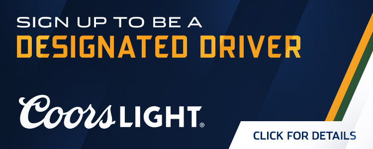 Designated Driver - Presented By Coors Light