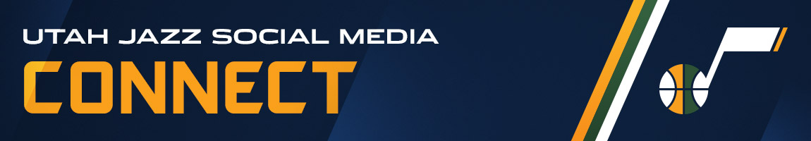 Utah Jazz Social Media Connect
