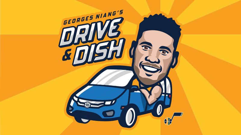 Drive and Dish Podcast
