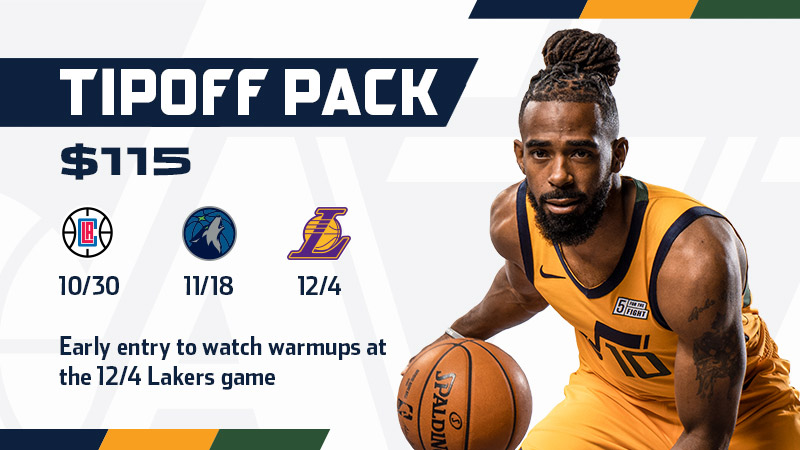 Tipoff Pack