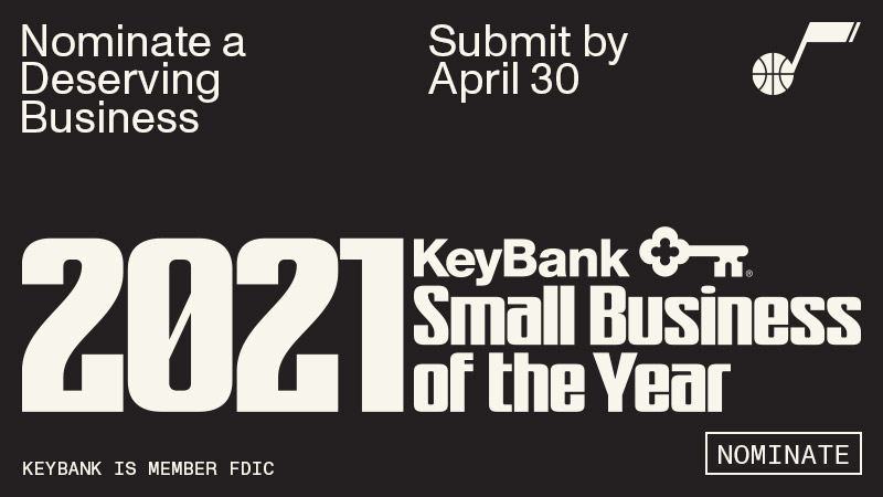 KeyBank Small Bussines Of The Year