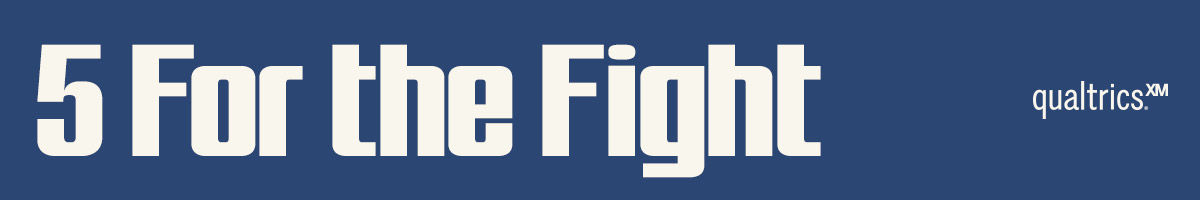 Five for the Fight