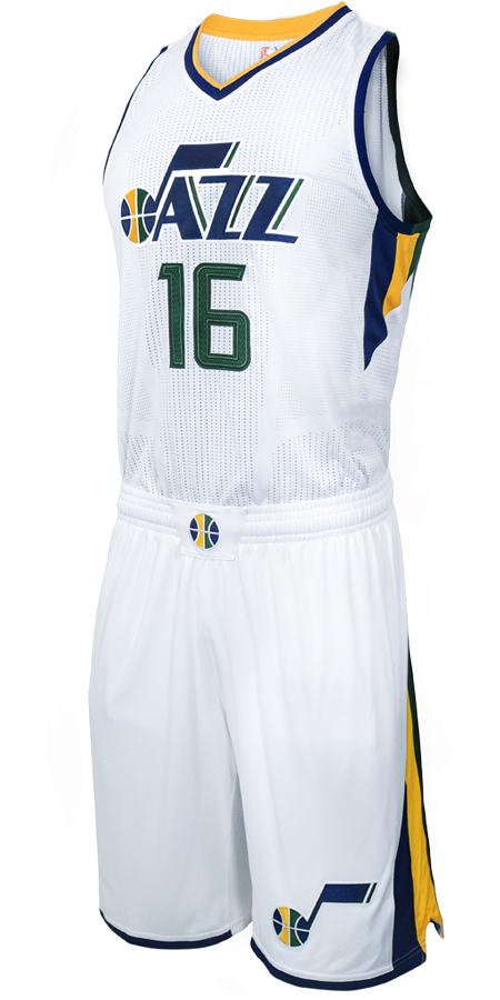 b53d60fe1 Refreshed Utah Jazz Brand Identity for 2016-17