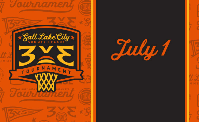 Salt Lake City Summer League 3 vs. 3 Tournament