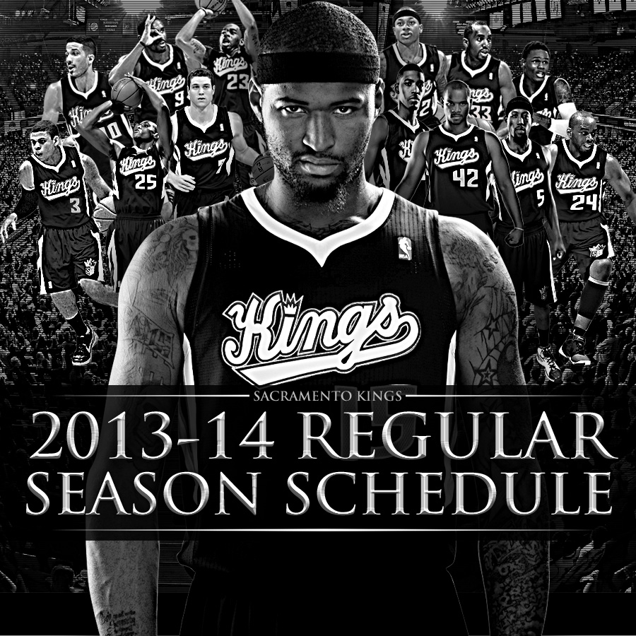Regular Season Schedule Revealed