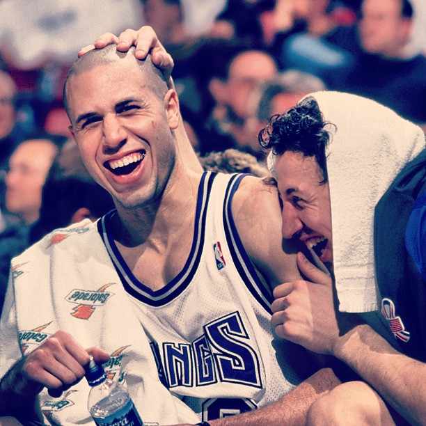 Kings Q&A: Mike Bibby