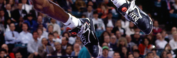 Dee Brown's Reebok Omni Pumps