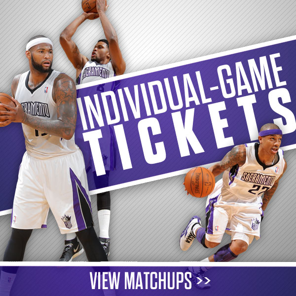 Individual-Game Tickets