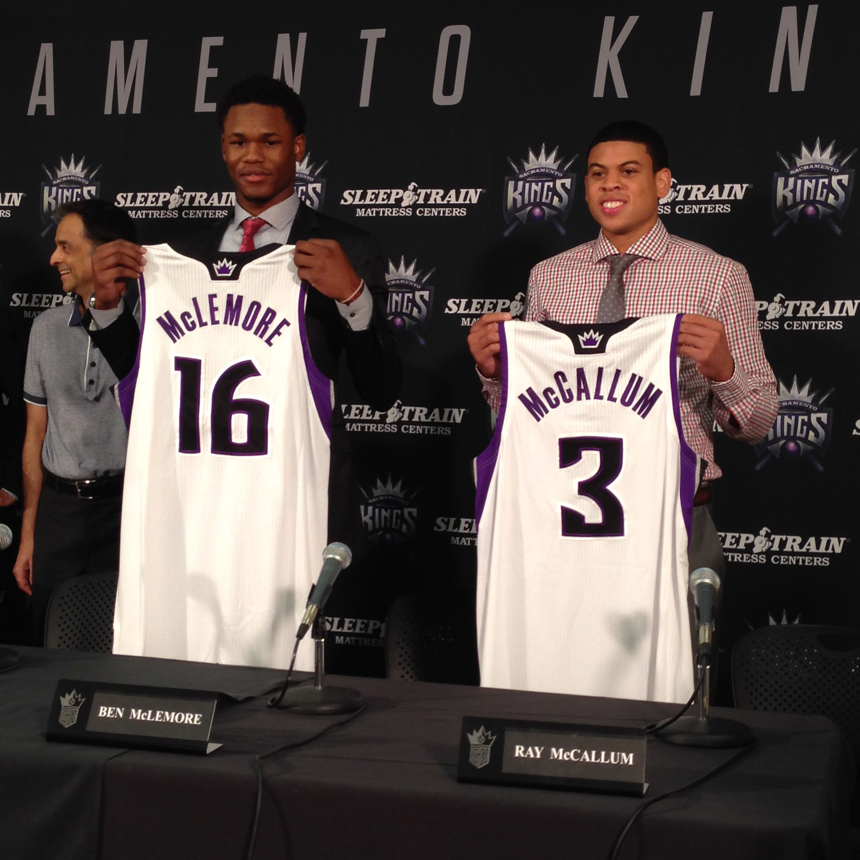Replay: Rookie Intro Presser