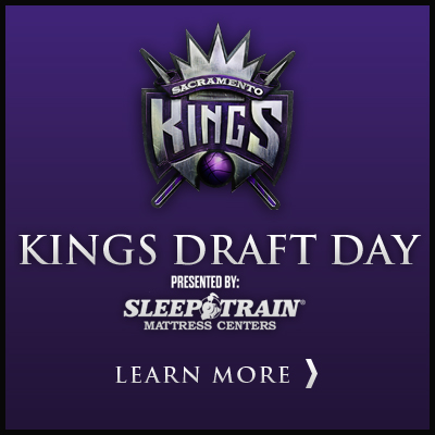 Kings Draft Day 2013
