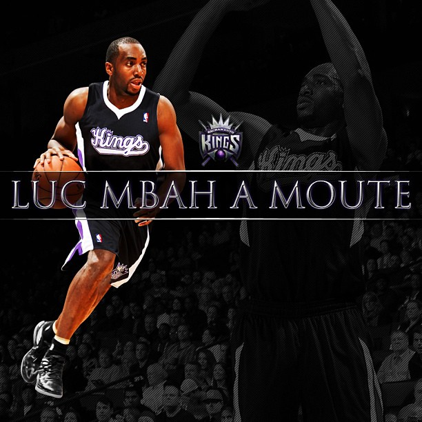 Kings Add Mbah a Moute