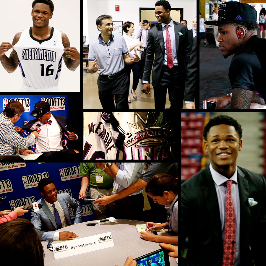 All Access: Ben McLemore