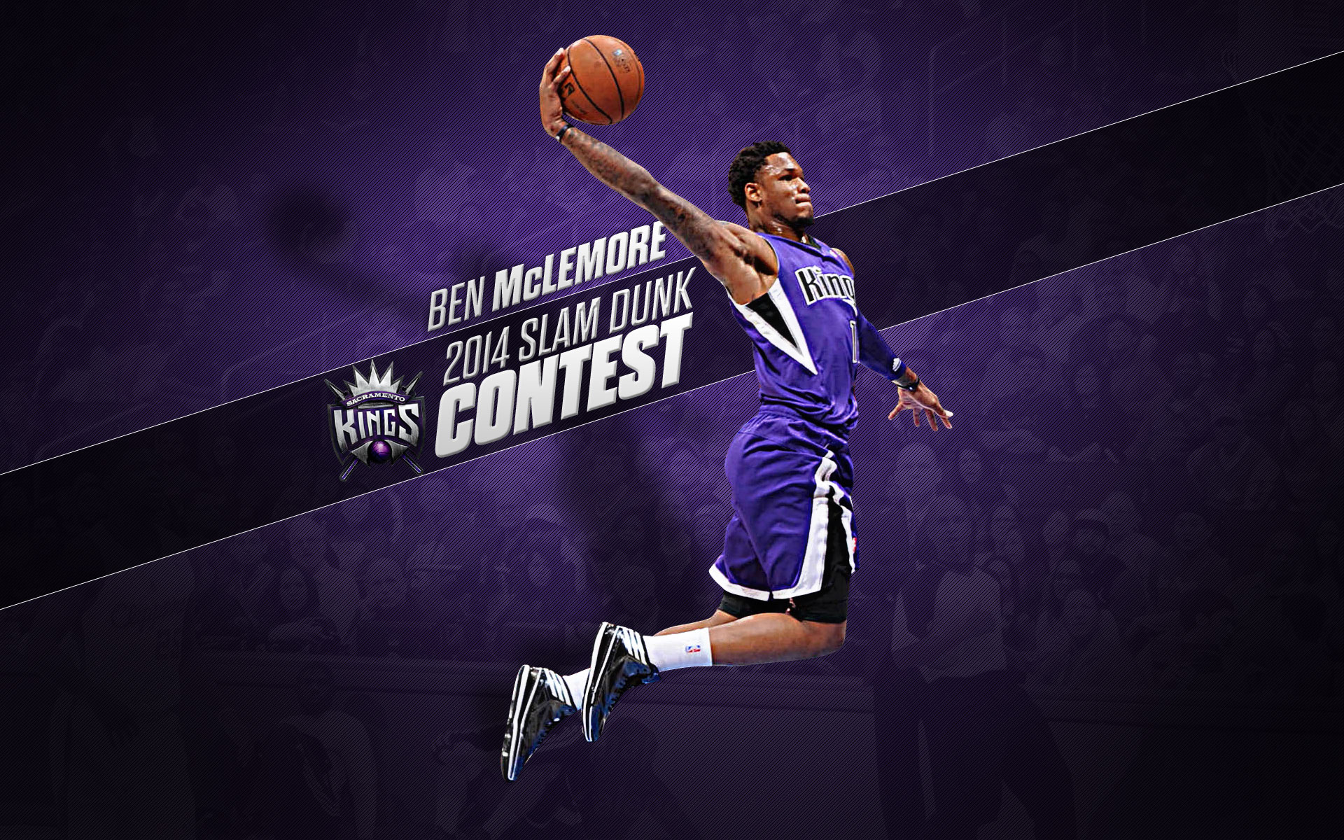 McLemore Dunk Contest Hub
