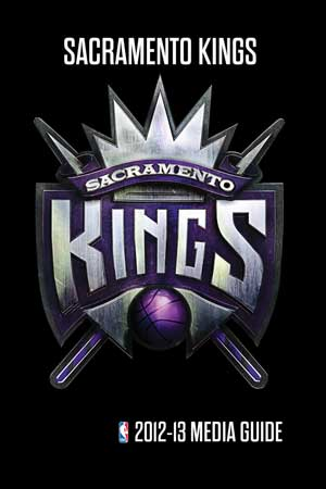 2012-13 Sacramento Kings Media Guide