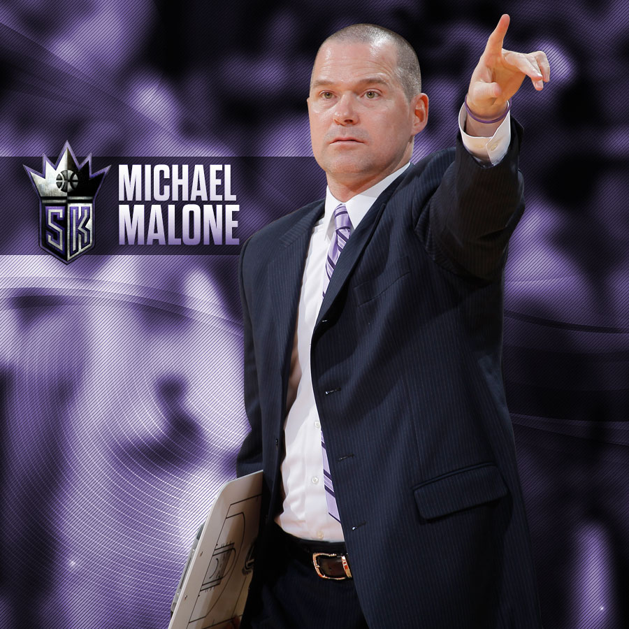 Malone Named Kings Head Coach