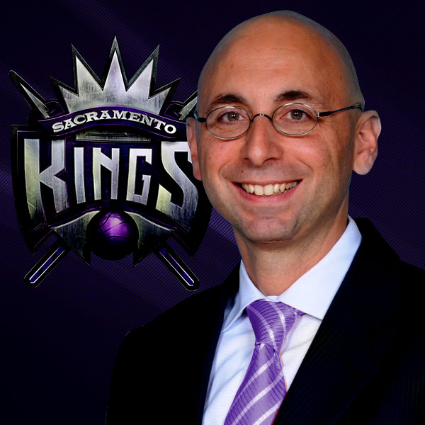 Kings Welcome D'Alessandro as GM