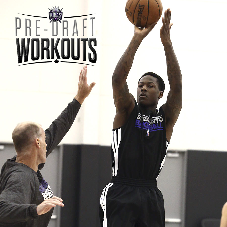 Goodwin, Muscala Workout Wrap