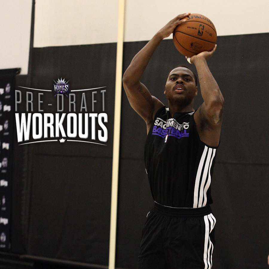 Deshaun Thomas Workout Wrap