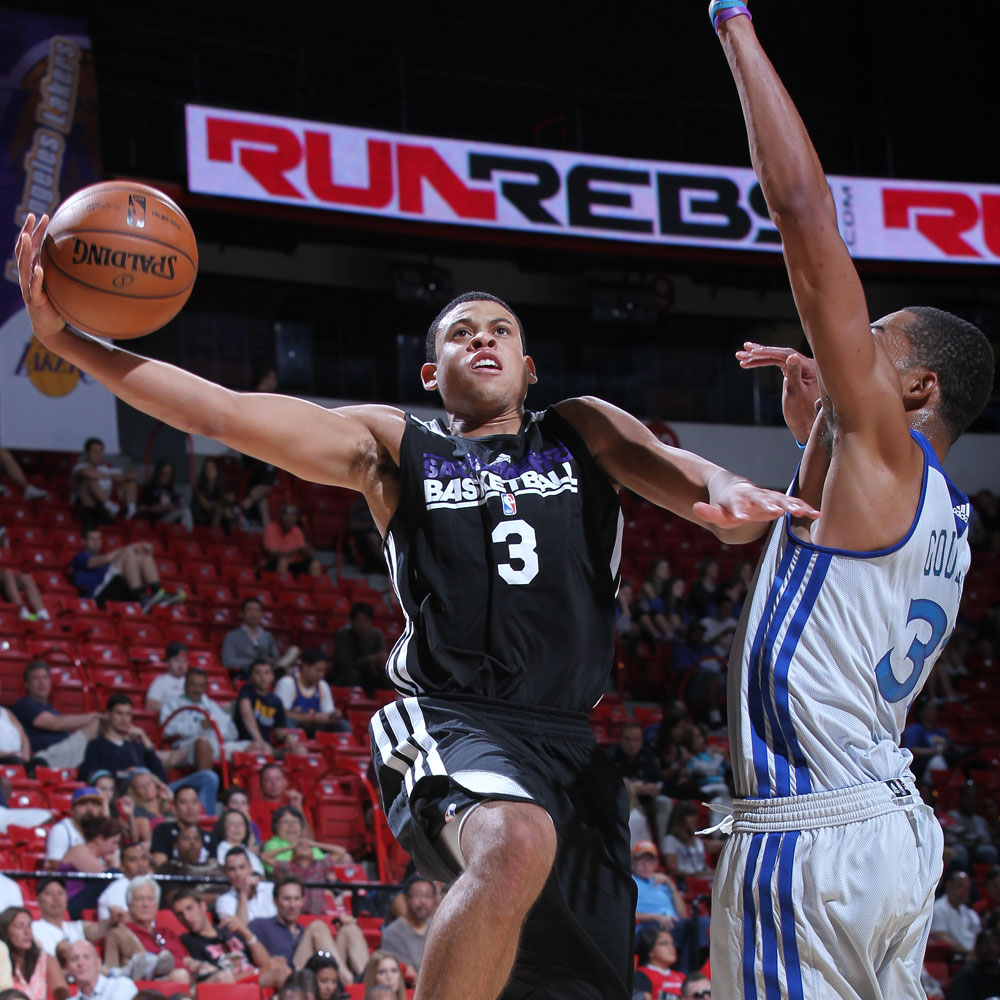 Ray Shines But Kings Slip