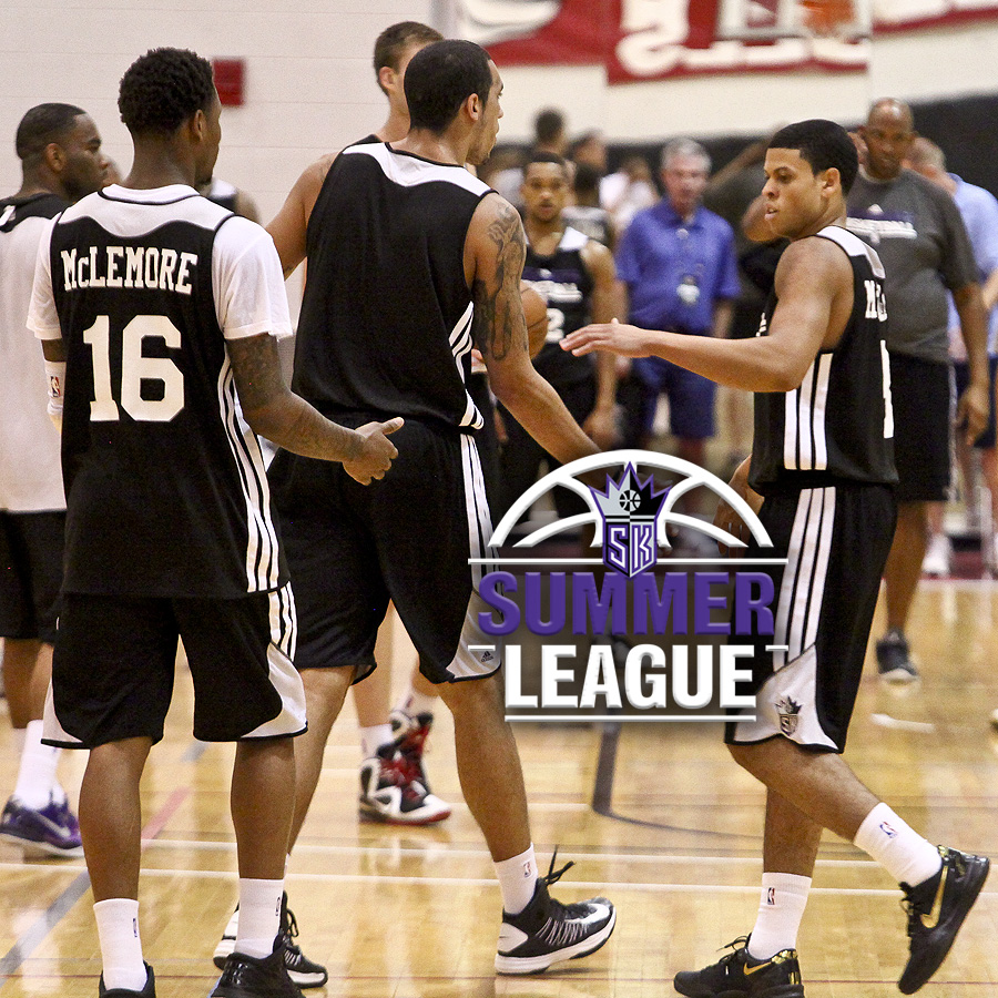 Summer League: Day 2 All Access