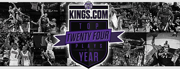 Kings Top 24 Plays of the Year
