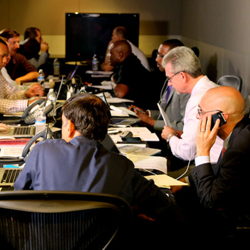 Inside Look: Kings Draft Room