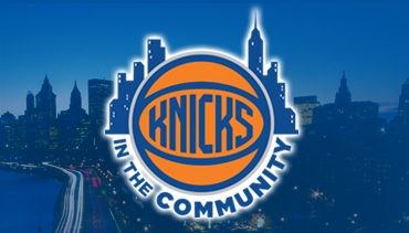 Knicks in the Community