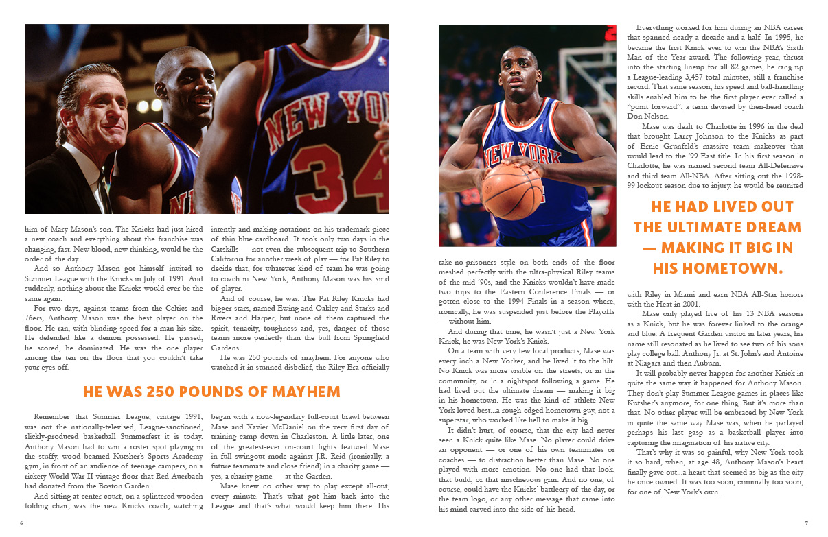 Remembering Anthony Mason Page 3 and 4